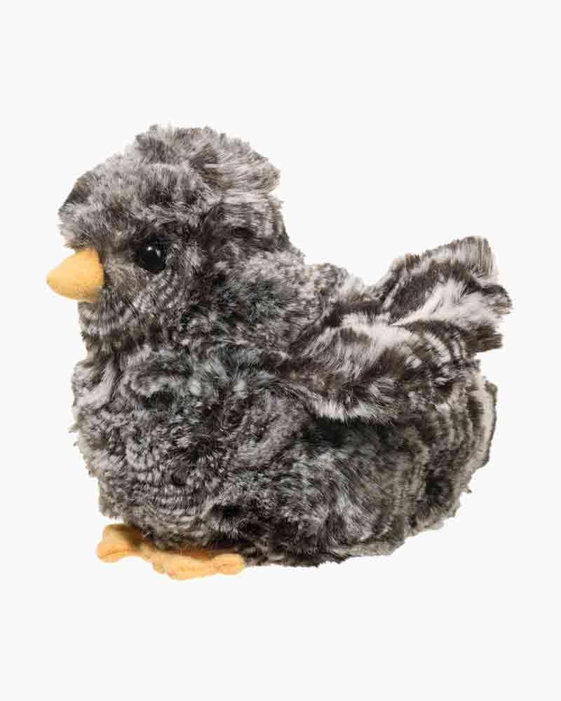 Douglas Black Baby Chick Plush