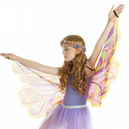 Douglas Fairy Rainbow Headpiece