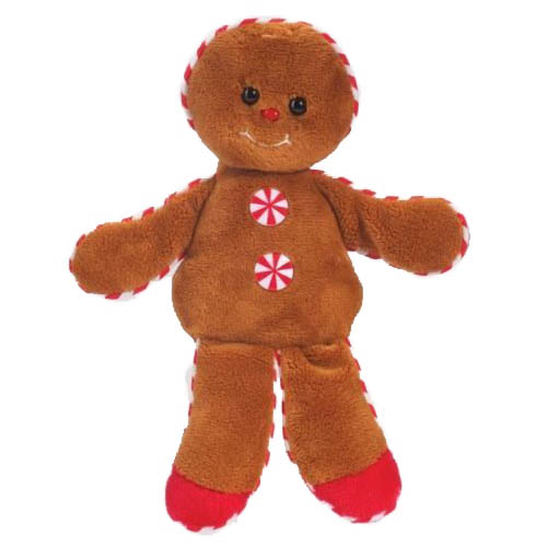 Douglas Gingerbread Boy Plush