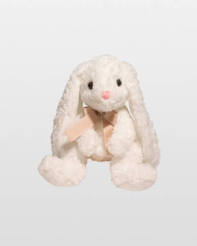 Mama the White Bunny Plush