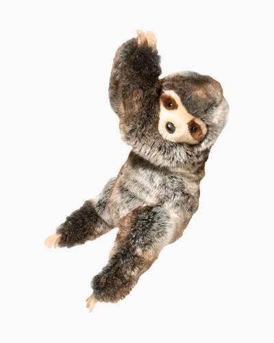 Ivy Hanging Sloth Plush
