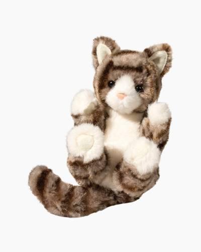 Striped Kitten L'il Handfuls Plush