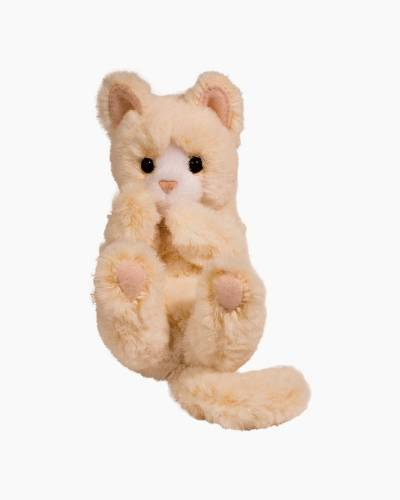 Cream Kitten L'il Handfuls Plush
