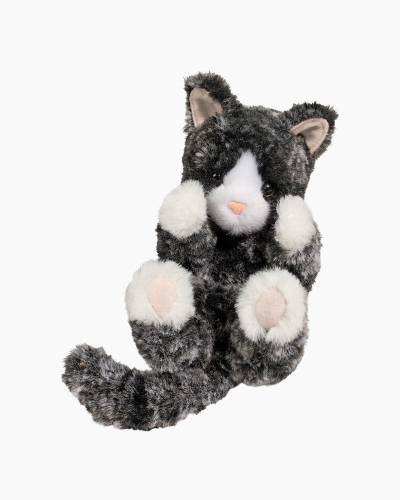 Grey Kitten L'il Handfuls Plush