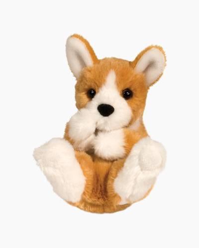 Corgi Puppy L'il Handfuls Plush