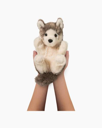 Baby Wolf L'il Handfuls Plush