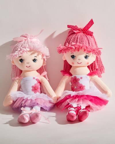 Giselle Ballerina Plush Doll (Assorted Styles)