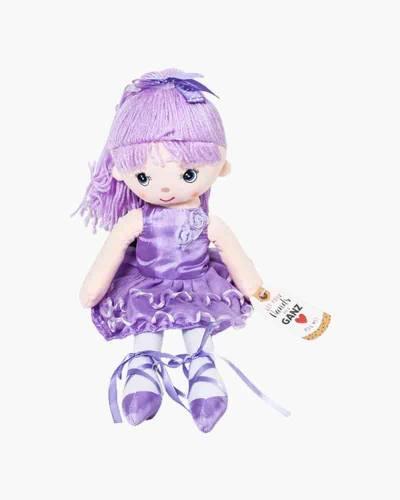 Isabella Ballerina Plush Doll