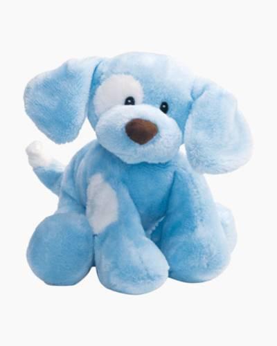 Small Blue Spunky Plush