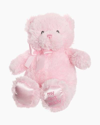 My First Teddy - Pink (Small)