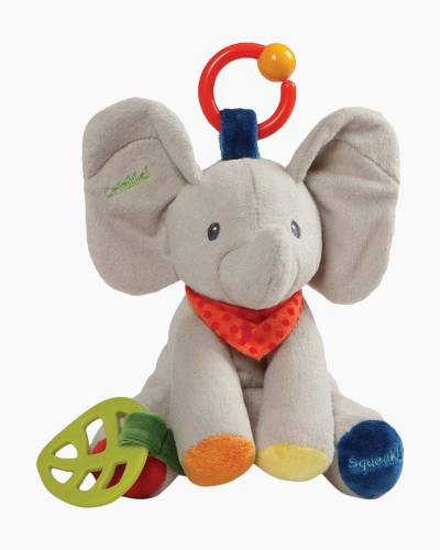 Flappy Elephant Activity Toy