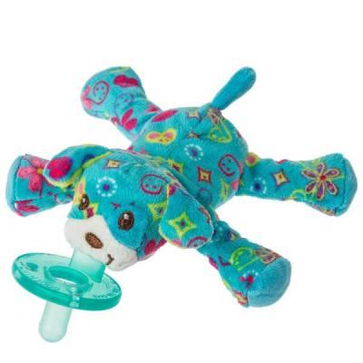 Peaceful Puppy WubbaNub Pacifier Plush