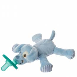 Mary Meyer Blue Puppy WubbaNub Pacifier Plush