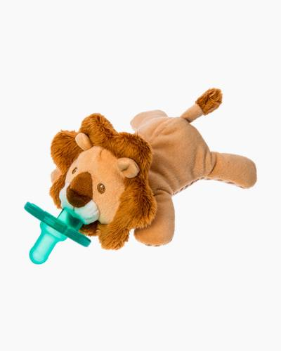 Lion WubbaNub Pacifier Plush