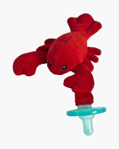 Lobbie Lobster WubbaNub Pacifier Plush