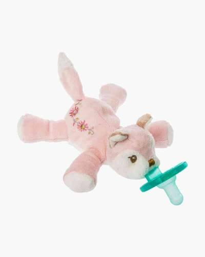 Itsy Glitzy Fox WubbaNub Pacifier Plush