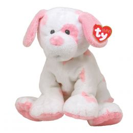 Ty Baby Pups the Pink Dog