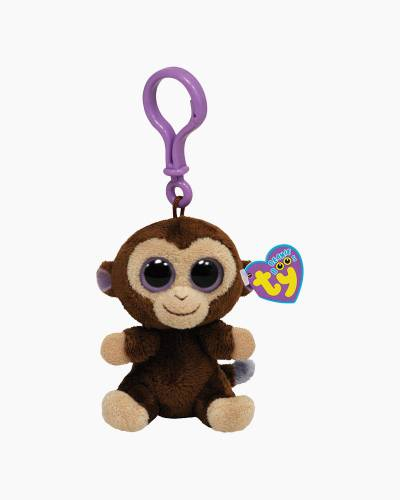 Coconut the Monkey Clip