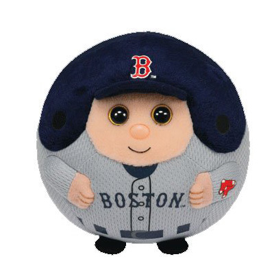 Boston Red Sox Beanie Ballz Plush