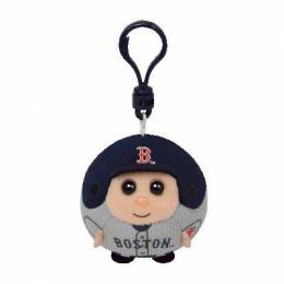 Ty Boston Red Sox Beanie Ballz Plush Clip