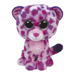 Ty Glamour the Leopard Beanie Boo's Large Plush
