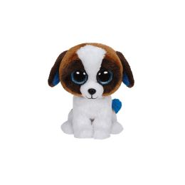 Ty Duke the Dog Boo's Medium Plush