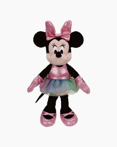 Disney Minnie Mouse Ballerina Beanie Babies Plush