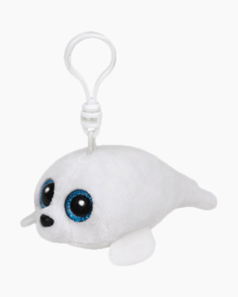 Ty Icy Seal Boo Clip