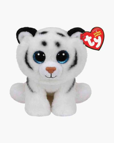 Tundra the White Tiger Beanie Boo's Regular Plush