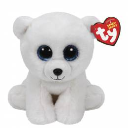 Ty Arctic the Polar Bear Beanie Boo's Medium Plush