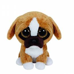 Ty Brutus the Boxer Medium Beanie Boo's Plush