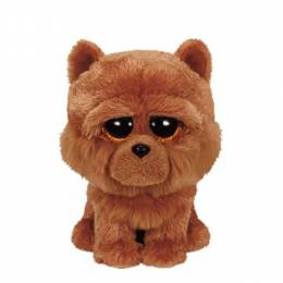 Ty Barley the Dog Beanie Boo's Plush