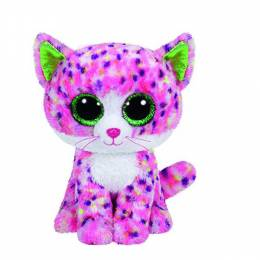 Ty Sophie the Pink Cat Medium Beanie Boo's Plush