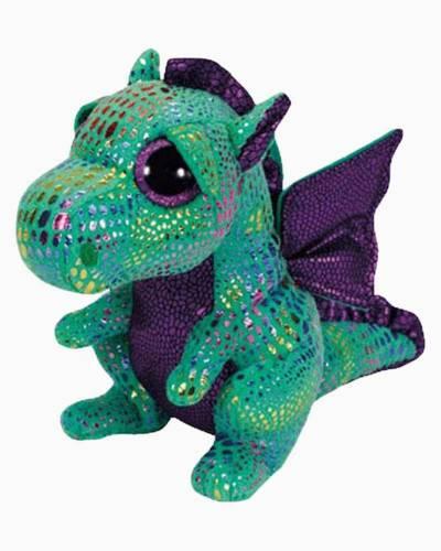 Cinders the Dragon Beanie Boo's Plush