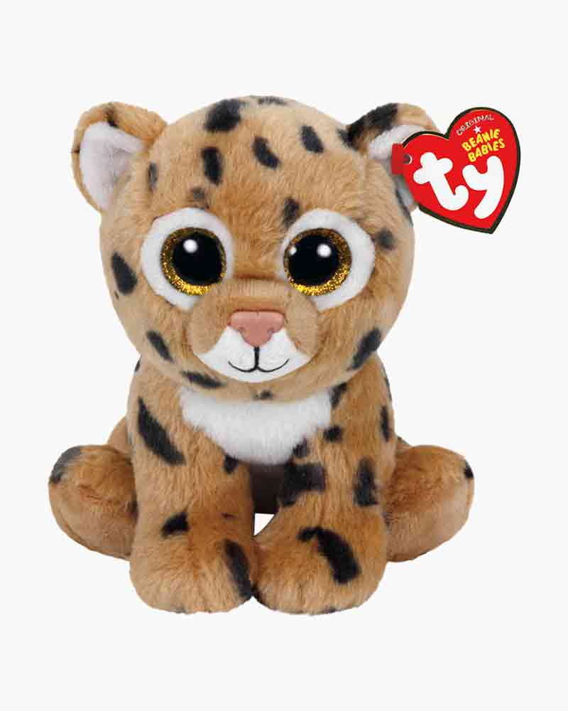 Ty Freckles the Leopard Beanie Boo's Regular Plush