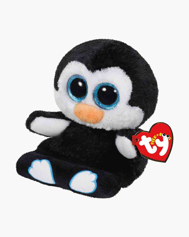 Ty Penni the Penguin Peek-A-Boo Smartphone Holder
