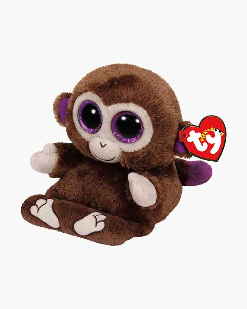 Ty Chimps the Monkey Peek-A-Boo Smartphone Holder