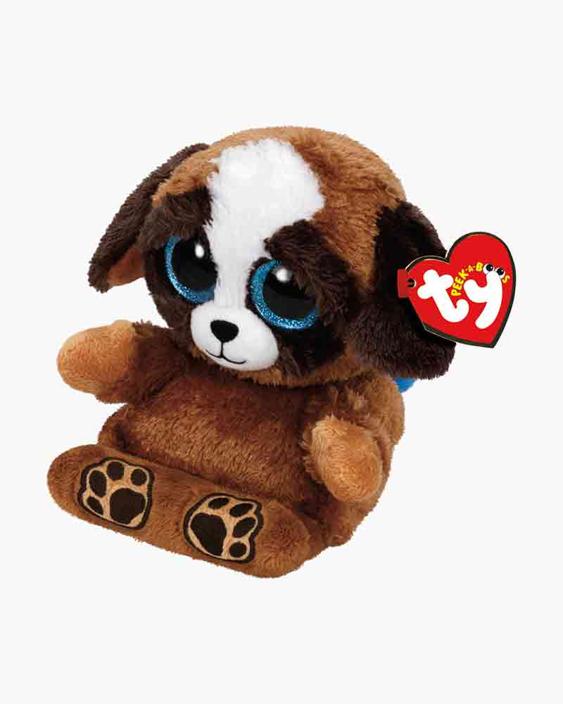 Ty Pups the Puppy Peek-A-Boo Smartphone Holder
