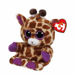 Ty Jesse the Giraffe Peek-A-Boo Smartphone Holder