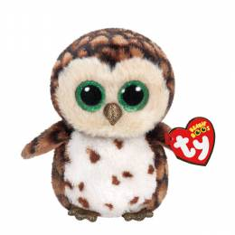 Ty Sammy the Owl Beanie Boo's Plush