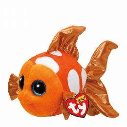 Ty Sami the Goldfish Beanie Boo's Medium Plush