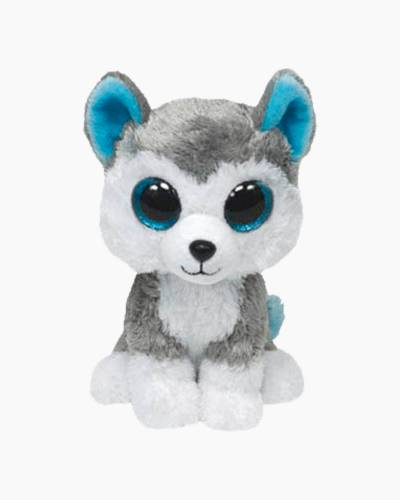 Slush the Husky Beanie Boo's Large Plush