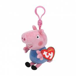 Ty George the Pig Beanie Buddies