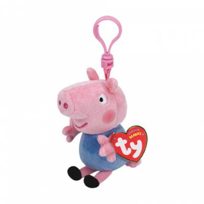 George the Pig Beanie Buddies