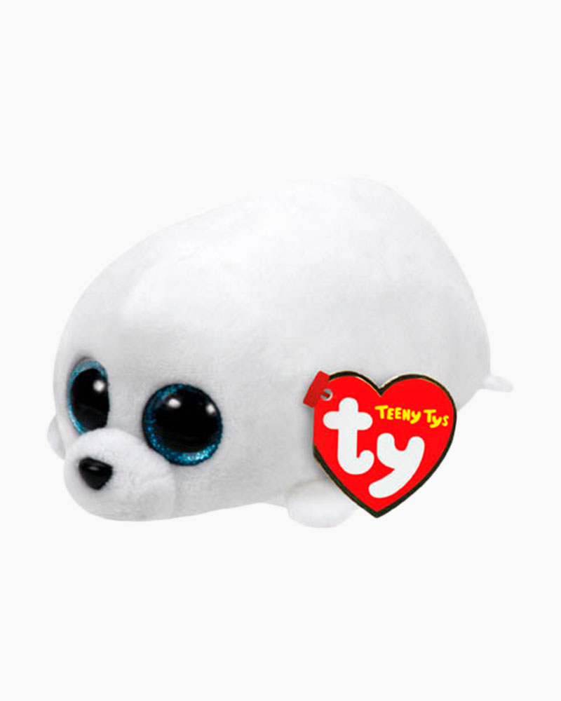 Ty Slippery the Seal Teeny Tys Plush