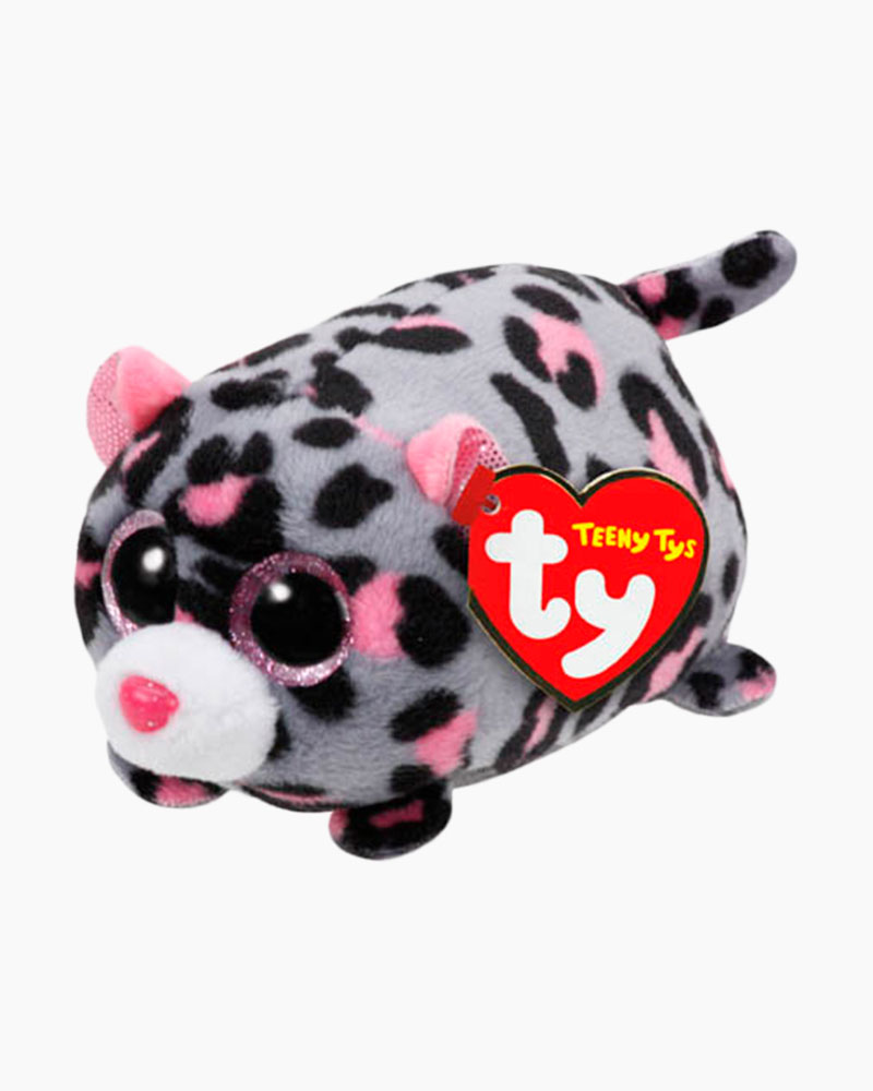 Ty Miles the Leopard Teeny Tys Plush