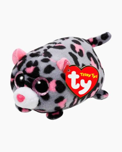 Miles the Leopard Teeny Tys Plush