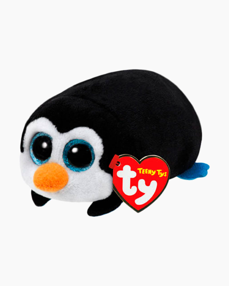 Ty Pocket the Penguin Teeny Tys Plush
