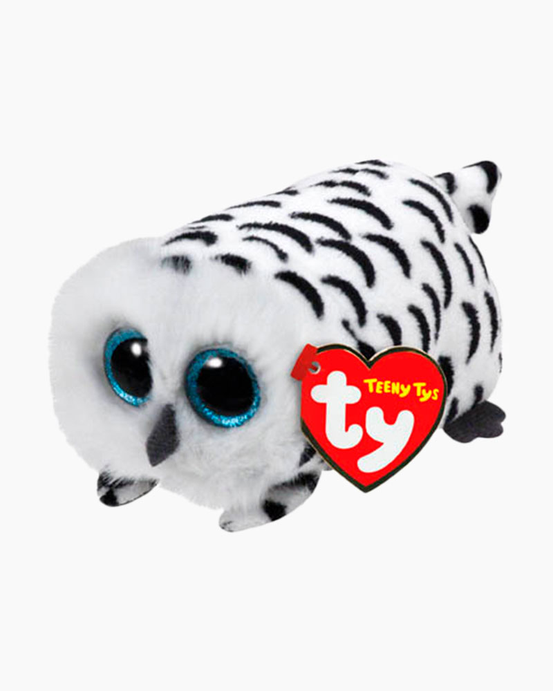 Ty Nellie the Owl Teeny Tys Plush