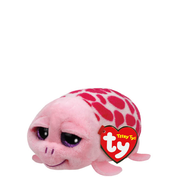 Ty Shuffler the Turtle Teeny Tys Plush